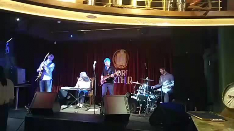 Dina Sineglazova Band. Джазовый четверг