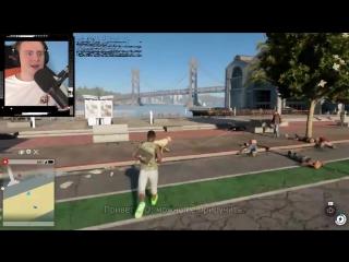 Новый ролик Watch Dogs 2 с забавными моментами