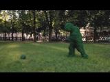 Минские приключения человека-куста (6 sec)