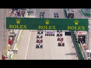 Увидимся в Баку на Гран При Азербайджана Формулы 1!