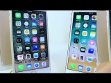 iOS 11 Beta 1 Vs iOS 11 Beta 2 Battery Test iOS 10.3.3 Beta 4  More
