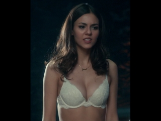 Victoria justice - the rocky horror picture show: let's do the time warp again