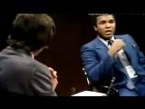 Кассиус Клей (Мухаммед Али) о толерантности - 480p