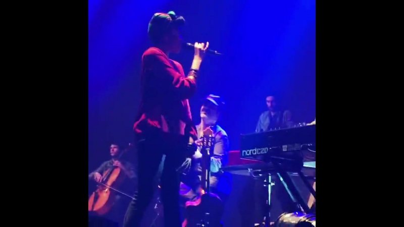 Imany, Encore - 04/12/2016 (Moscow)