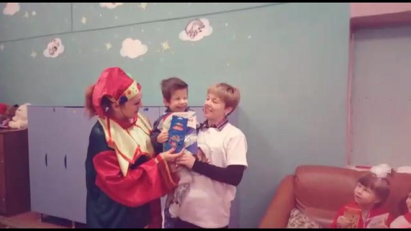 Масленица в Чалтырьском детском доме