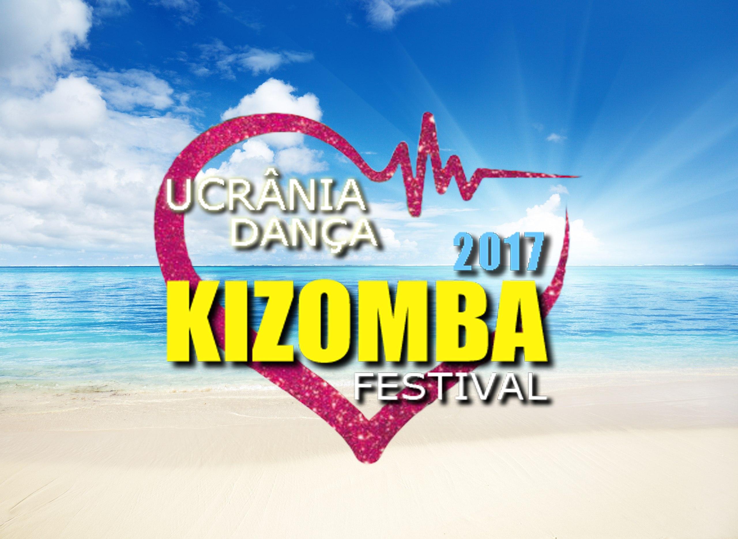 Фестиваль: UCRÂNIA DANÇA KIZOMBA FESTIVAL