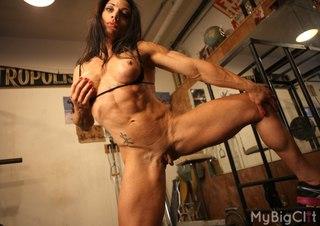 Фотки голых мускулистых девушек