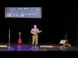 Юрий Слатов (Голубые береты) Ордена не продаются (Концерт в Хабаровске, 05.12.2016)