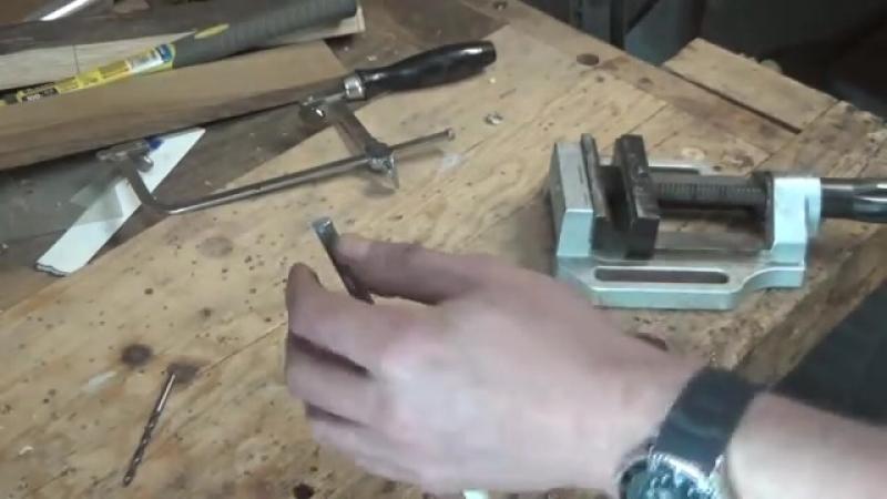 Самодельные центровочные кернеры-3