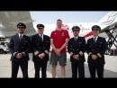Пилоты Fly Emirates