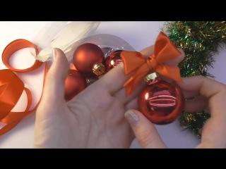 Новогодние/Рождественские венки своими руками. Мастер-класс.
