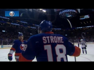 Highlights: COL vs NYI Feb. 12, 2017