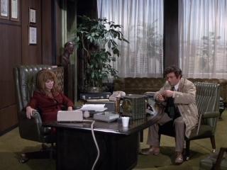 Коломбо/Columbo (2-га пілотна серія) - Викуп за мерця [Ukr]