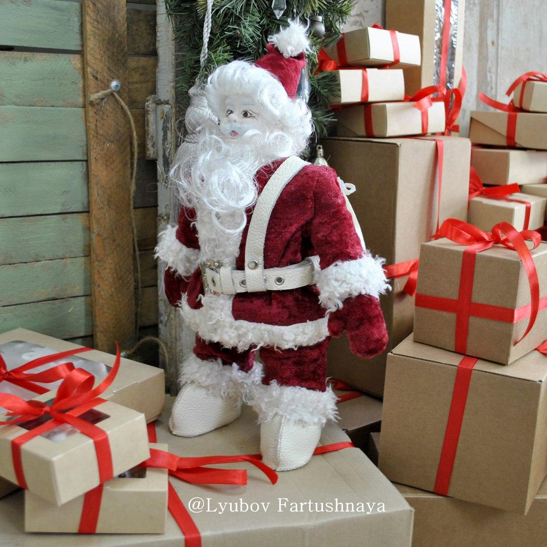 С Китайским новым годом от бохо-дизайнера и кукольника Любови Фартушной!