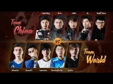 All-Star Match DAC 2017 или 5 керри против 5 керри