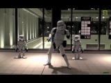 Foster The PeoplePumped Up Kids and Imperial stormtroopers