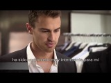 Hugo Boss The Scent - Theo James &amp Natasha Poly Behind The Scenes - Spanish Sub