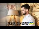 Как стричь мужскую стрижку машинкой и ножницами Арсен Декусар Arsen Dekusar studio