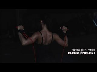 Fitness Bikini Model - Elena Shelest