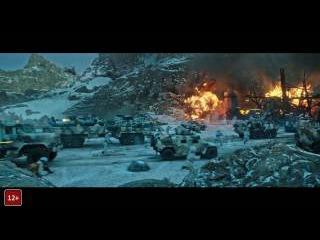 Планета обезьян: Война   Официальный трейлер   HD