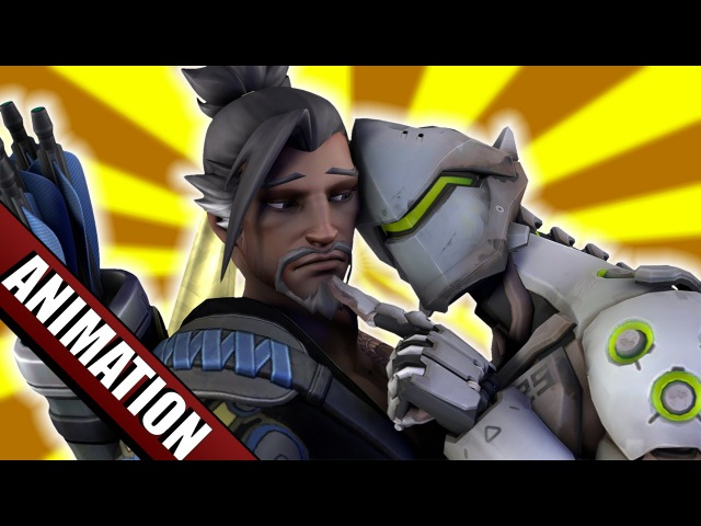 Genji Is STILL Salty SeigiVA Comic Dub Animated