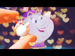 Mrs Bric, the Beauty and the Beast - Fimo Speed Tutorial