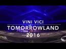 Vini Vici Testing 'Fkd Up Kids' @ Tomorrowland Belgium 2016