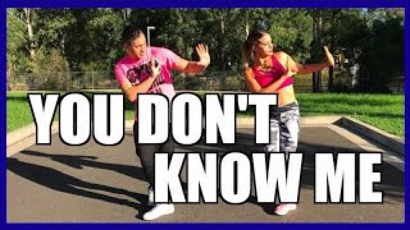 Jax Jones ft. Raye - YOU DON'T KNOW ME Dance Choreography 🖖