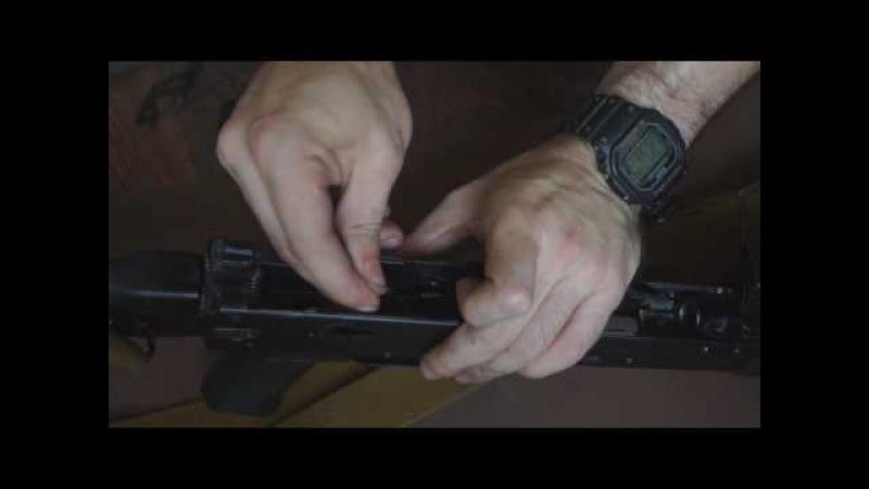 Обзор пластины для фиксации осей УСМ АК Теккер К