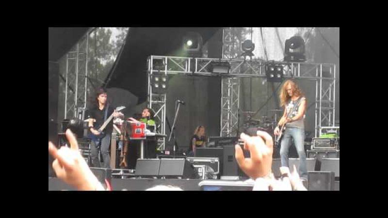 Death Angel - The Ultra Violence (Metalfest Poland 2012)