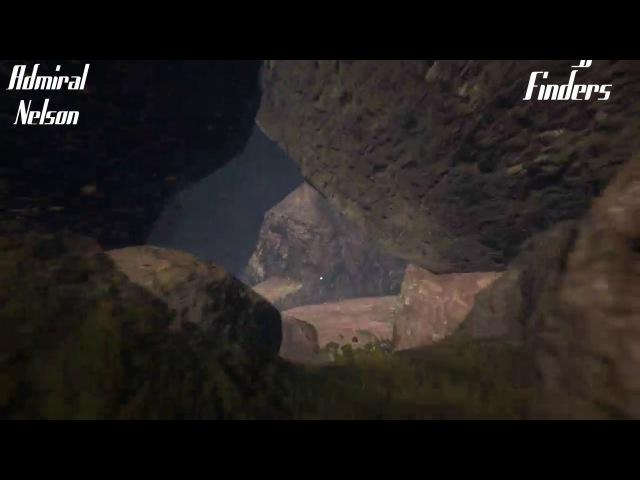 The Bigfoot Finder нашел 2 пещеру, где живет сам