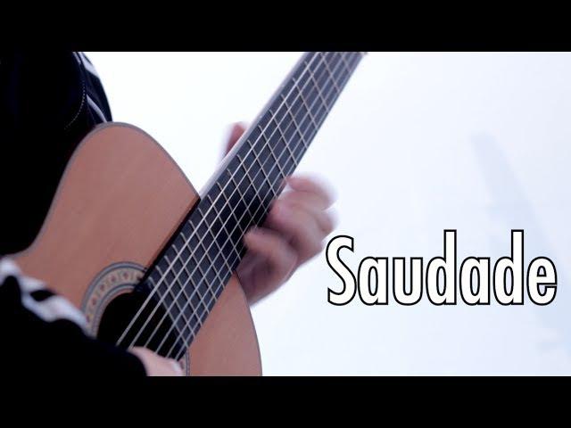 'Saudade' by Rick Graham - Classical Guitar Solo