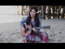 MOANA - How Far I'll Go (Cover) Megan Lee