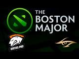Virtus.Pro vs Secret (bo1) | The Boston Major 2016 Dota 2