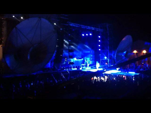 Gus Gus - Deep Inside (live @ Kazantip ZXX, 04.08.2012.)