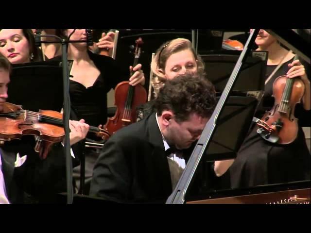 Rachmaninoff - Piano Concerto No.4 g-moll, op.40 (Favorin, Botinis)