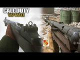 Call of Duty: WW2 MP40 & M1 GARAND Gameplay Multiplayer (COD WWII)