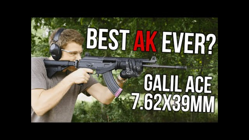 Galil ACE 800 Round Rifle Review. The BEST AK EVER