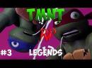 Черепашки-Ниндзя Легенды ТУРНИР 3 TMNT Legends PVP IOS Gameplay 2016