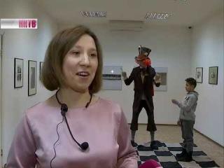 Сюжет ННТВ о премьере Алисы в Стране Чудес