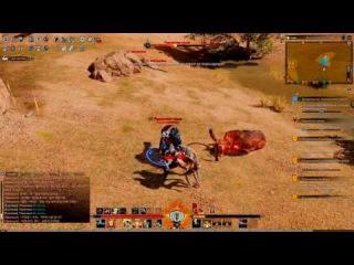 Bless Online - Обзор класса Страж(Рыцарь) за 90 секунд