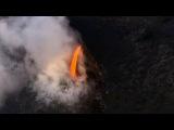 Lava 'firehose' reappears
