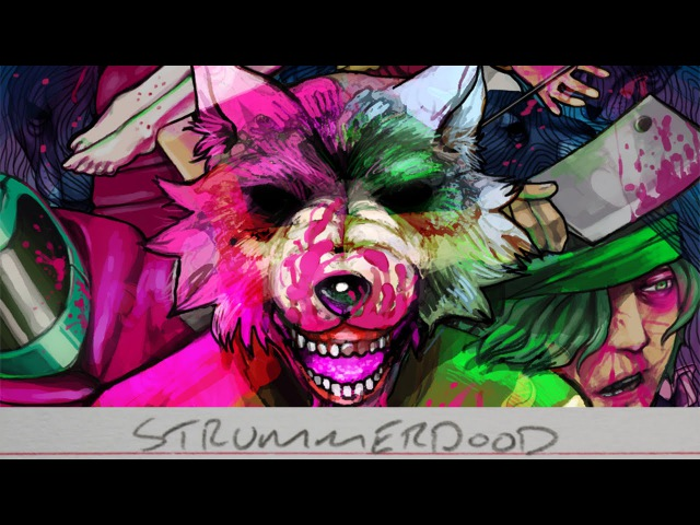 How Hotline Miami 2 Makes Sense of Senseless Violence - strummerdood