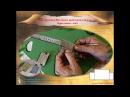 Мастер-класс по изготовлению шаблона для нарезки берестяных лен