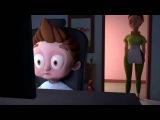 Мультфильм со смыслом ''Дети нашего времени!''