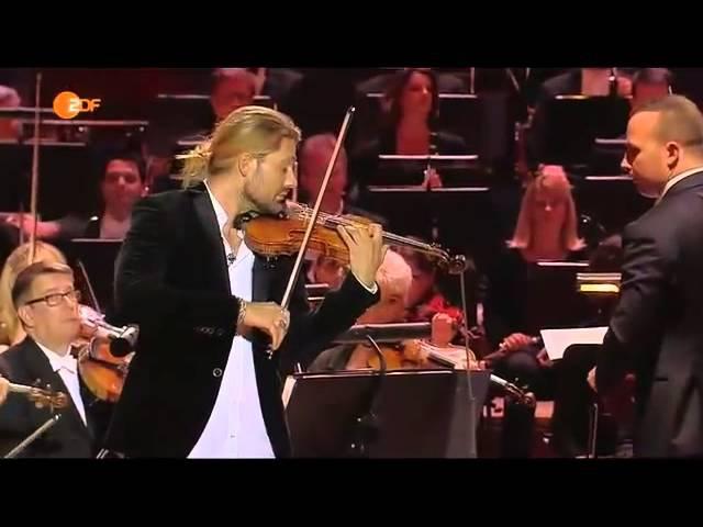 David Garrett - ECHO Klassik 2014