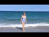 Soaking up sun! Uma Thurman enjoys Hollywood Beach in Florida