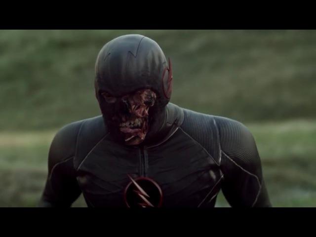 Black Flash kills Reverse Flash |DC's Legends of Tomorrow 2x17