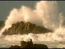 Huge Ocean Waves Crashing on Rocks 1 hr Ocean Sounds Only NO MUSIC