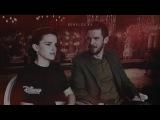 Emma Watson & Dan Stevens || Lego House